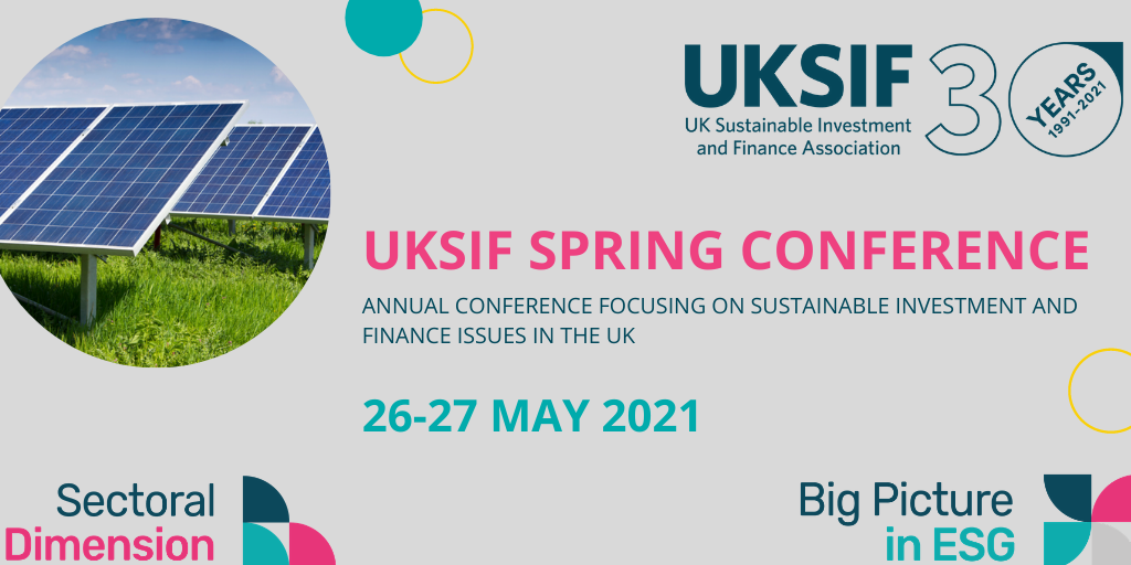 UKSIF Spring Conference - Preview Image