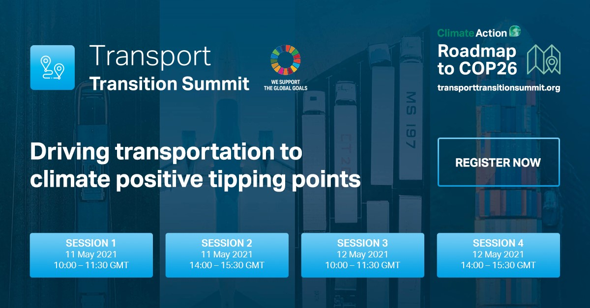 Transport Transition Summit - Preview Image