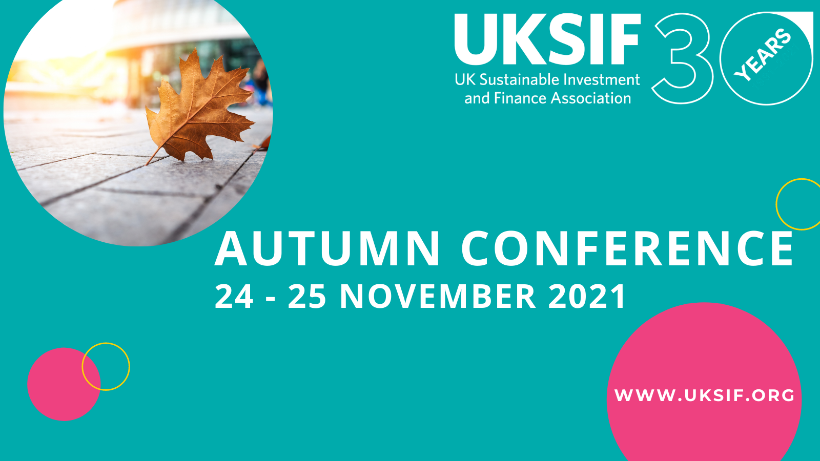 Autumn Conference 2021 - Preview Image